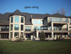 Glass Railings Kitchener